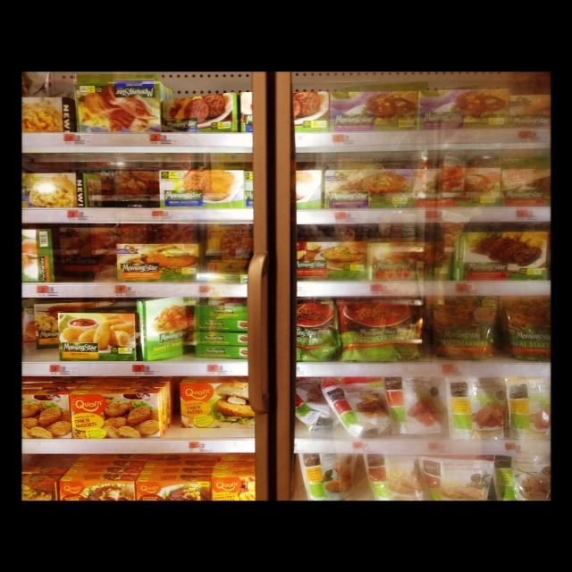 Target Freezer